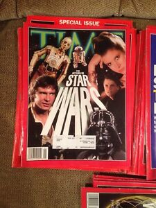 Time Magazines with Starwars 1977 release
