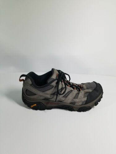 Merrell Men's Gray Hiking Shoes Size 11 Wide J06015W
