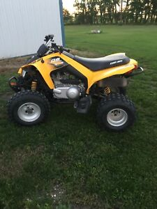 2014 DS250 Can-Am
