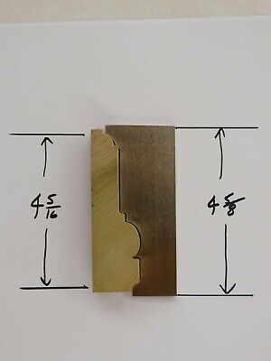 Shaper Moulder Custom Corrugated Back Cb Knives For 4 516 Casing