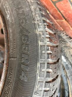 Yokahama Wheels & Tyres