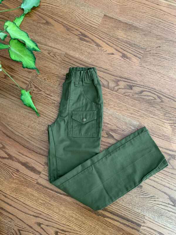 Boy Scouts of America BSA Official Uniform Pants Size Youth Boy
