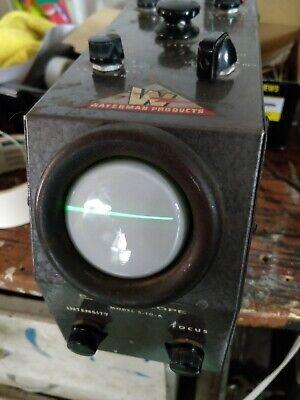 Waterman Pocket Oscilloscope S-10-a