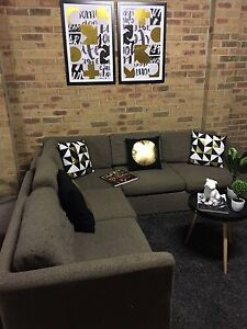 MODERN CORNER CHAISE LOUNGE - THE LEXINGTON Dandenong North Greater Dandenong Preview