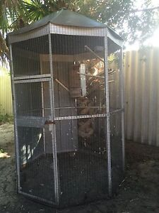 Aviary - suits a larger bird Kingsley Joondalup Area Preview