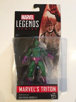 """Marvel Universe/Infinite/Legends Figure 3.75"""" Triton .E"""