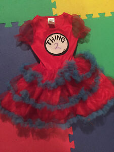 THING 2..WITCH costume