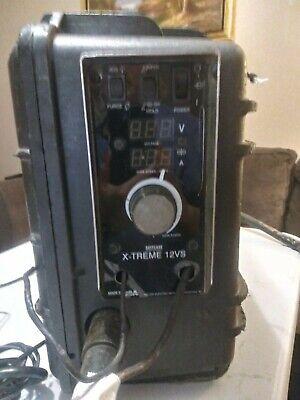 Miller Suitcase X-treme 12vs Wire Feed Flux Core Mig Welder Digital Display