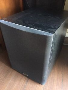 Paradigm Reference PDR-10 Subwoofers
