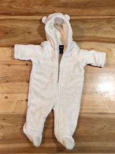 Baby Gap Lined One-Piece 0-3months