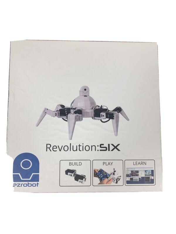Ez Robot Revolution Six