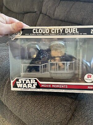 Funko Pop Star Wars Movie Moments Cloud City Duel 226 Walgreen's Exclusive