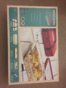 New in box baking dish