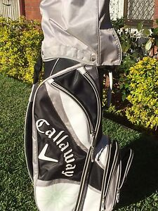 Ladies golf set- bag, clubs, PING putter Brendale Pine Rivers Area Preview