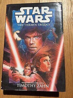 Star Wars Thrawn Trilogy Graphic Novel (Rare!)