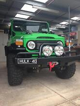 1978 Toyota LandCruiser Bj40 Sunbury Hume Area Preview