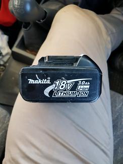 3amp makita battery. Not charging