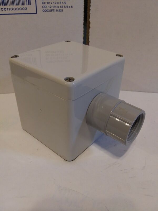 Warrick Controls Corrosion Resistant Sensor Box