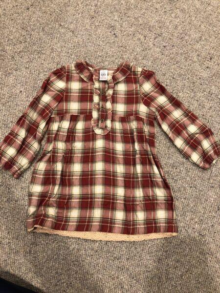 fe1a9fb33ca9 Girls - Toddler Long sleeve dress Zara - Size 18 24 months