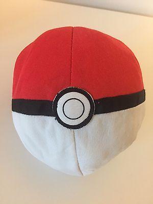 Pokemon Reversable Plush Toy Pokeball & Axew Jakks Pacific