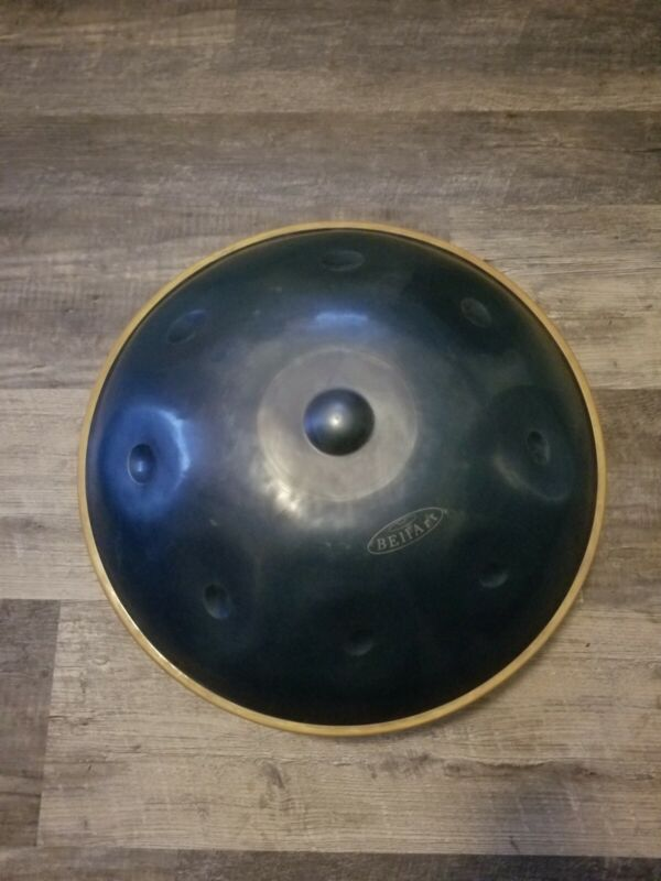 BellArt Handpan (Hang) #151 - Aeolian Scale
