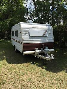 2003 Driftaway Condor Pop Top Caravan Glenbrook Blue Mountains Preview