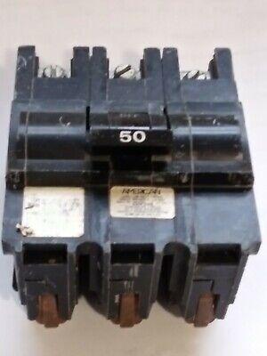 AMERICAN THICK FPE NA250 50 AMP 2-POLE TYPE NA STAB-LOCK