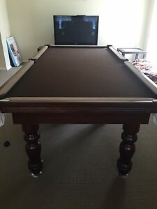 Deluxe 9 foot Billiard Table Taylors Hill Melton Area Preview