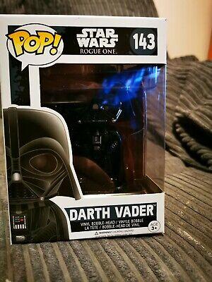 Star Wars Pop Vinyl Darth Vader 143