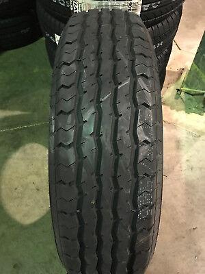 4 New ST 225 75 15 LRE 10 Ply Contender TT868 Radial Trailer Tires