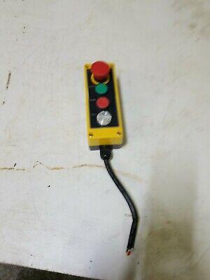 Emergency Stop Switch Tree