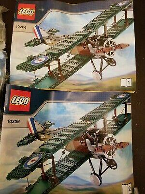 Lego Sopwith Camel (10226)