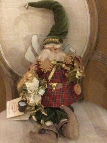 Mark Roberts 8 Maids A Milking Fairy LARGE  #51-46610 Christmas Decor NWOB
