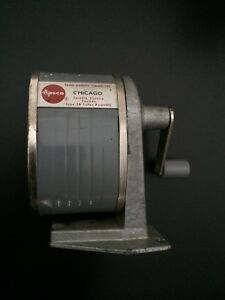Pencil Sharpener Apsco Canada Rare Vintage Midcentury
