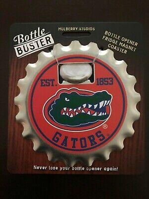 Florida Gators Bottle Opener Fridge Magnet Florida Gators Bottle
