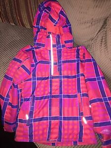 Girls Columbia winter coat