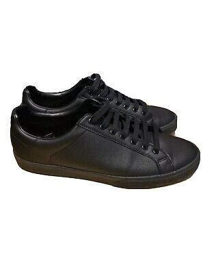 Zara Mens Shoes Black Size 10