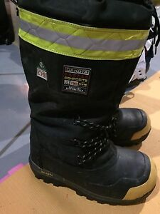 Dakota composite toe extreme cold safety boots