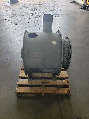 Muto Denki Kf-56 3.7kw Industrial Blower 460v 2 Pole 914sr