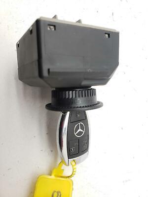 Mercedes E Class W212 10 11 12 13 14 15 Ignition Key Reader + Key A2189053501