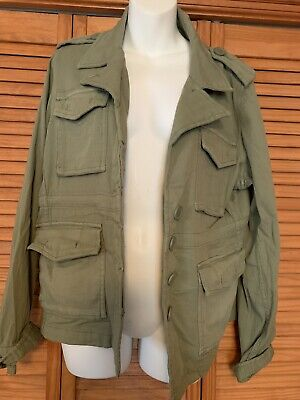 tommy hilfiger jacket Army Green Large