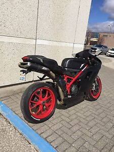 2011 Ducati Evo 848 -Dark night -Matt Black