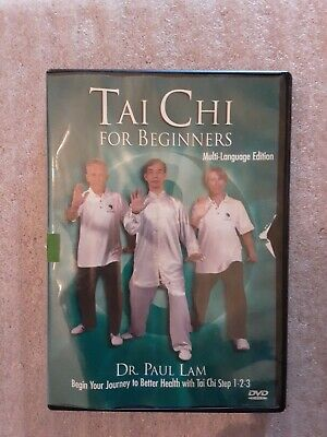 Tai Chi for Beginners 8 Lessons with Dr Paul Lam