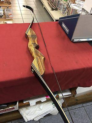 """NEW Bear Archery Sonoma 60"""" Takedown Recurve! RH 40# Traditional Archery Bow"""