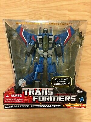 Hasbro Toys 'R Us Exclusive Transformers Masterpiece MP Thundercracker NEW MINT