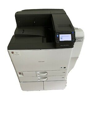 Ricoh Aficio Sp C830dn Color Laser Printer Paper