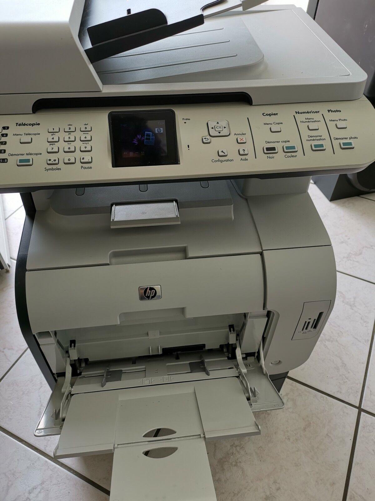 Imprimante hp laser couleur cm2320fxi