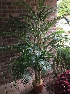 Tropical 7ft  artificial tree