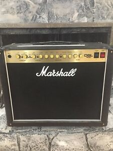 Marshall DSL 40C with upgrades