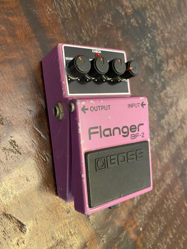 BOSS BF-2 Flanger Vintage